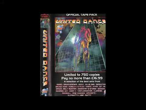 United Dance - A Midsummer Nights Madness (27.06.97) - Vinylgroover