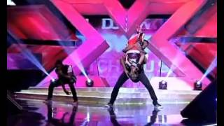 X FACTOR LIVE SHOW 8 - DJ SWITCH 1
