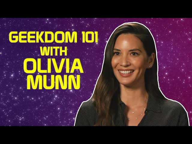 StarTalk Podcast: Geekdom 101 with Olivia Munn