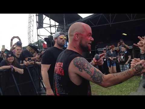 Five Finger Death Punch @ Download Festival 2017