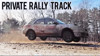 homepage tile video photo for Budget Winter Beater Ep. 3: WRX Jumps & Drifts!