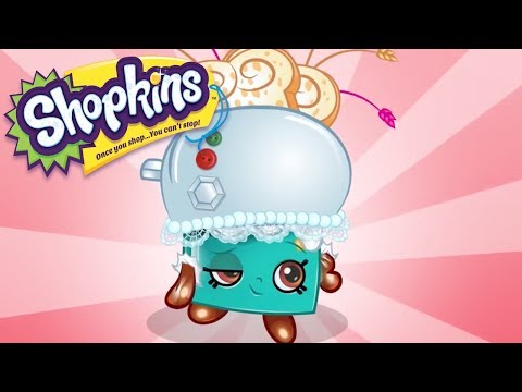 SHOPKINS - MAGIC MIRROR 30MIN + | Cartoons For Kids | Toys For Kids | Shopkins Cartoon