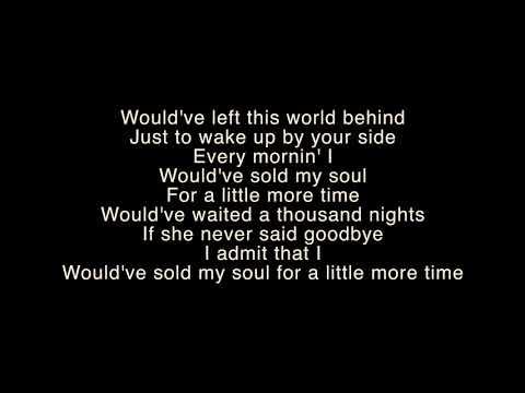 Maroon 5 - Whiskey (Ft. Asap Rocky) LYRICS