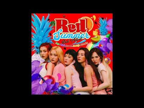 Full Album Red Velvet The Summer