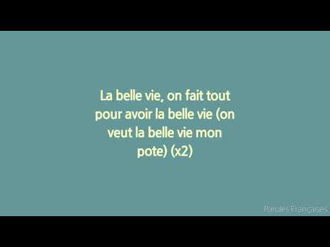 4KEUS - Belle vie (Paroles/Lyrics)