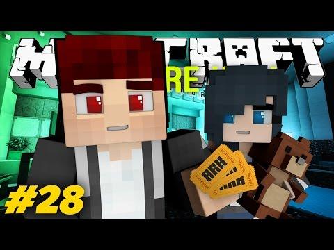 Yandere High - ARCADE DATE?! (Minecraft Roleplay) #28