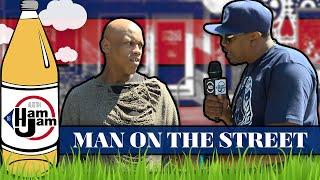 Ham Jam 2016 - Man on the Street w/ Slink Johnson