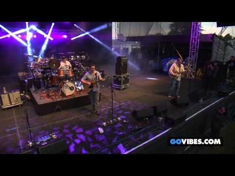"""Strangefolk performs """"Songbeard"""" at Gathering of the Vibes Music Festival 2013"""
