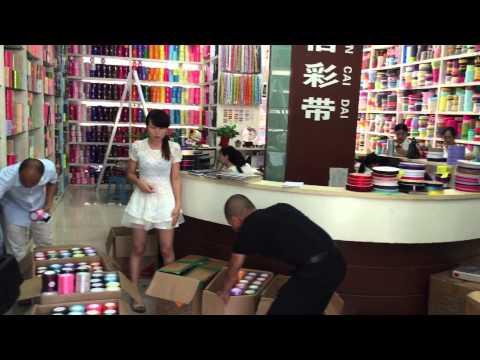 Бижутерия оптом из Китая, закупка в Иу