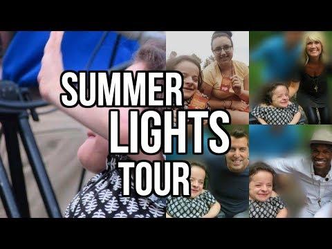 Summer Lights Tour: Rochester Hills, MI   Michaela'sMoments
