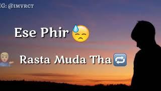 Pal do pal tujhse juda tha.   sad song   whatsapp   video   status