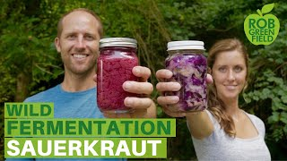 Wild Fermentation E1 | How to Make Sauerkraut