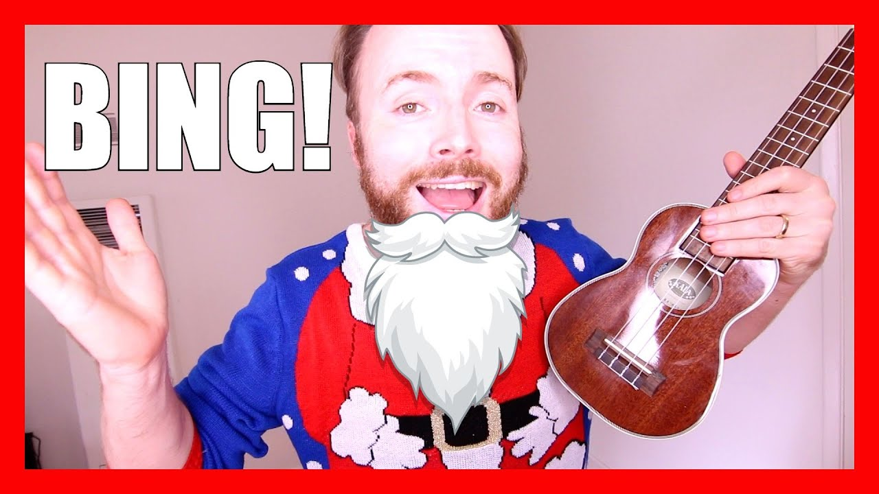 ill be home for christmas bing crosby ukulele tutorial - I Ll Be Home For Christmas Bing Crosby