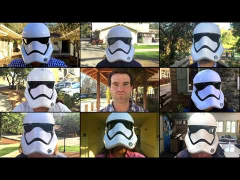 Hillbrook School Episode 6: Return of the Faculty (a Star Wars parody sing along)