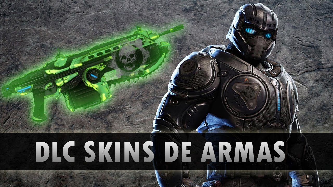 Gears Of War Judgment Skins De Armas DLC Call To Arms