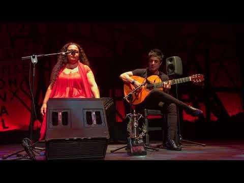 María José Carrasco Lámpara Minera en La Unión 2018
