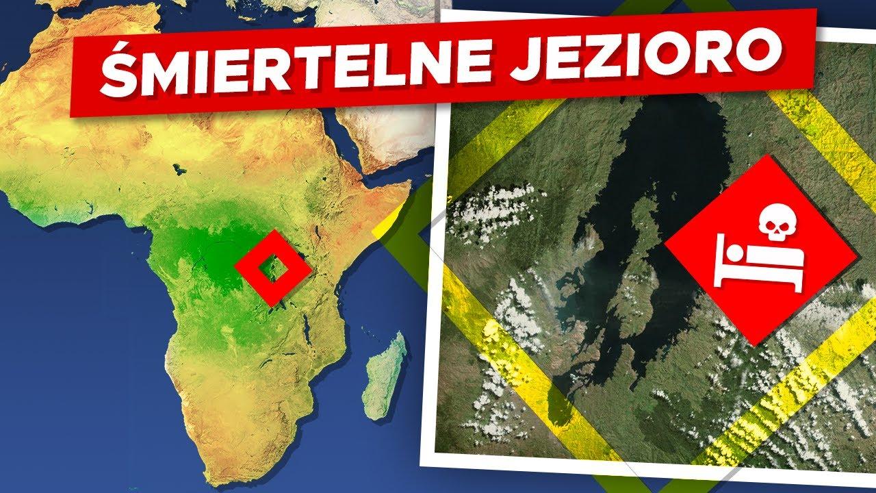 Zabójcze JEZIORO w SERCU AFRYKI - KIWU Tykająca BOMBA