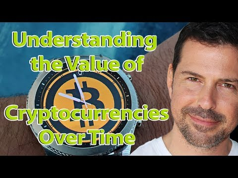 Understanding The Value Of Cryptocurrencies Over Time - George Levy