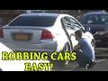 Αυτός είναι ο νέος τρόπος κλοπής αυτοκινήτων! (Video)
