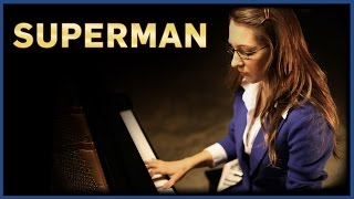 Superman Theme - Sonya Belousova (Player Piano)