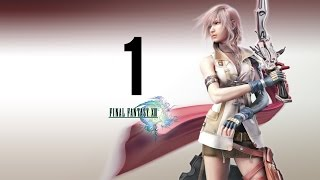 Final Fantasy XIII part 1 (Game Movie) (Story Walkthrough) (No Commentary)