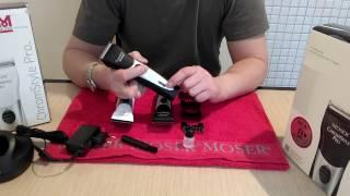 Moser ChromStyle pro - распаковка и обзор.