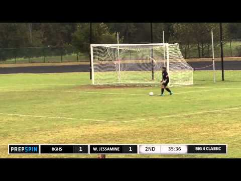 Big 4 Classic - West Jessamine vs Bowling Green - Girls HS Soccer