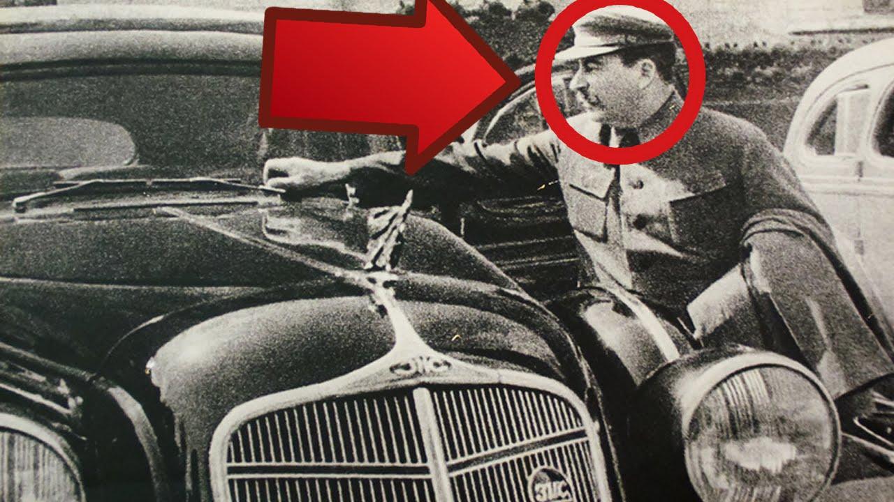 Stalinin zirehli avtomobili: Ölümdən sonrakı həyat - FOTO