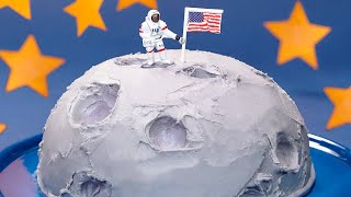 MOON LANDING CAKE ft Timothy DeLaGhetto! - NERDY NUMMIES