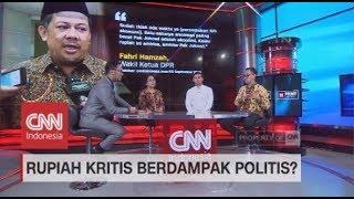 """Rupiah Melemah, Ekonom: Tertibkan Menteri Jokowi Yang """"Nakal"""""""