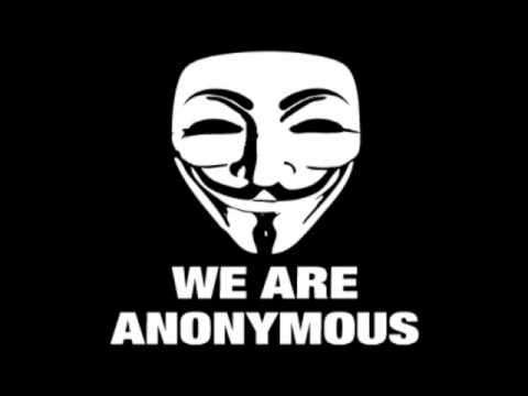 Anonymous  A Hackers Rap Song    YouTube