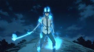 Ao No Exorcist - Rin VS Amaimon (Second fight) - Sub Ita [HD]