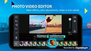 Best video maker |editing app for Android power director