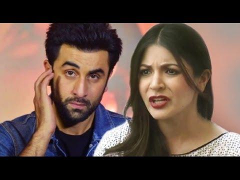 OMG! Anushka Sharma slapped Ranbir Kapoor...