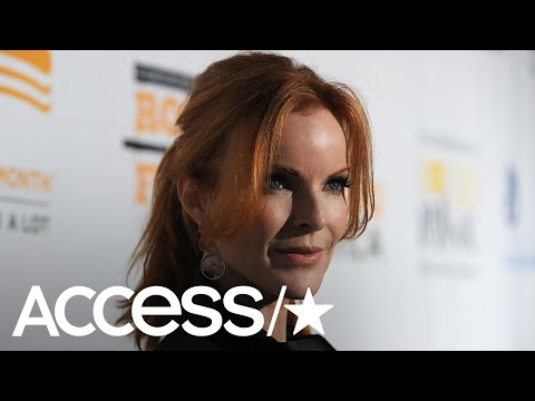 'Desperate Housewives' Alum Marcia Cross 'Happy To Be Alive' After Battle With Anal Cancer | Access