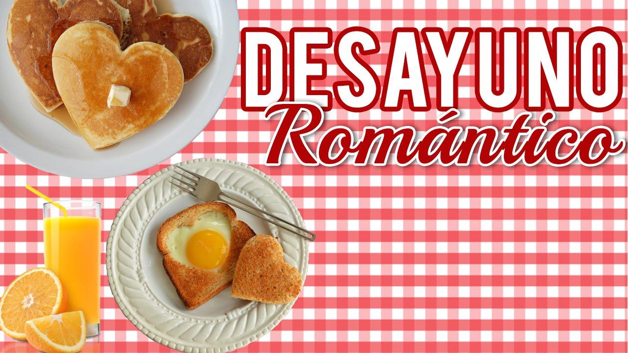 Desayuno rom ntico san valent n d a de las madres - Preparar desayuno romantico ...