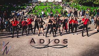 [KPOP IN PUBLIC PARIS*] EVERGLOW (에버글로우) - Adios (아디오스) dance cover by Young Nation Dance (YND)