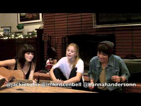 Let it Snow  Jackie Tohn, Kristen Bell & Hannah Andersonn
