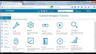 Demo - Introduction to the IBM Security Guardium V10 User Interface
