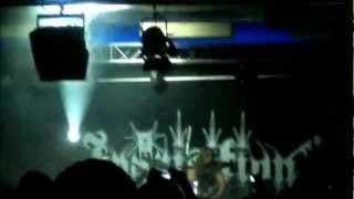 Inquisition - Astral Path to Supreme Majesties live - Brutal Assault 2012