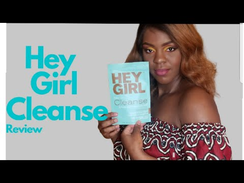 "Lose weight Quick. ""Hey Girl"" Detox Tea Review"