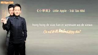 Vietsub   Pinyin 筷子兄弟   小苹果 Little Apple  + Chopsticks Brothers  Trái Táo Nhỏ   Anh Em Đôi Đũa