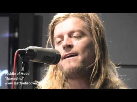 """Puddle Of Mudd - """"Spaceship"""" (Unwrapped 12/02/09)"""