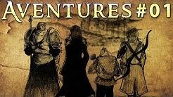 Aventures Saison 2 #01 - Un nouveau départ