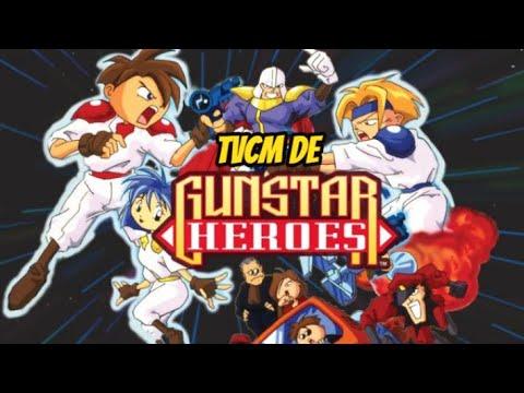 Gunstar Heroes *