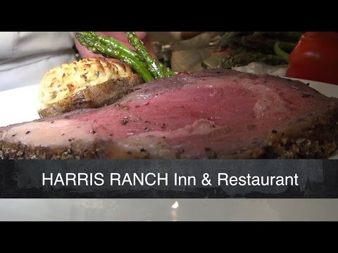 CRA 2015 Harris Ranch Restaurant