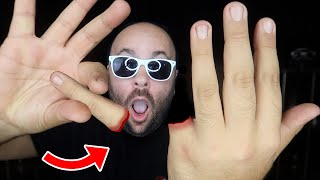 5 EASY MAGIC TRICKS with HANDS ONLY