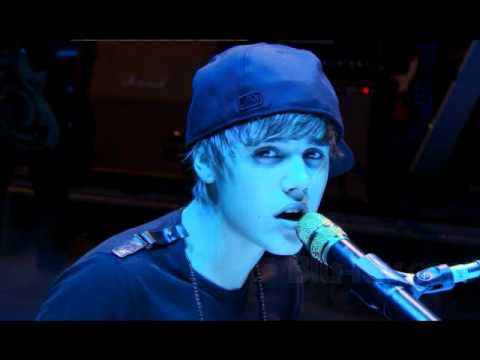 Justin Bieber - Down To Earth Acoustic Lyrics ♥