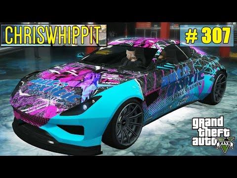 GTA 5 Online med SoftisFFS | CUSTOMIZE JAMES BONDS SPECTER CAR | #307