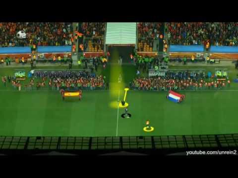 Jimmy Jump Fifa WM Finale 2010 in Südafrika Spain España 스페인 Spanien 西班牙 Iran
